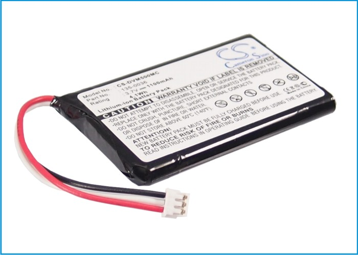 1100mah battery for digital ally dv