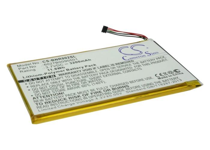 Battery For Barnes Amp Noble NOOK Color Nook Tablet DR